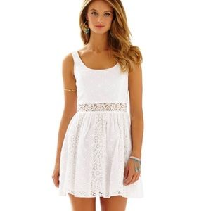 Lilly Pulitzer Rosemarie dress fit and flare
